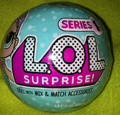 LOL Surprise Doll Series 1 Surprise Ball - New - Sealed!