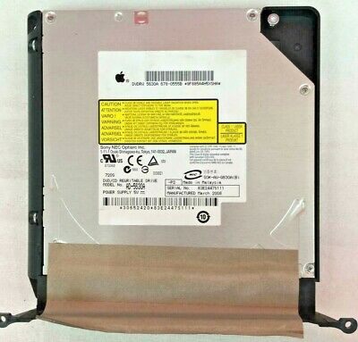 "Genuine Apple iMac 24"" A1225 CD/DVD-RW Rewritable Drive 678-0555B AD-5630A"