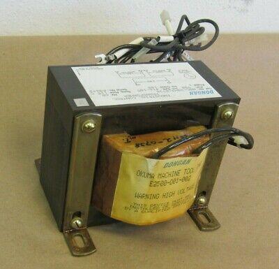 Dongan Industrial Control Transformer Nsc-30h2-0738 900kva 1phase Okuma Cadet