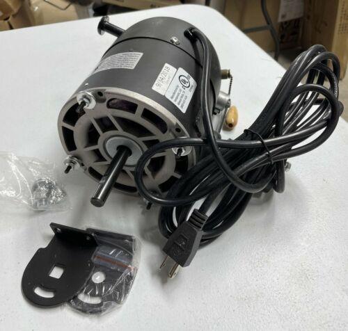 Rising Electric D-RE-PSC-139 Fan Motor 3 Speed 1/5HP 120V 60Hz 1100 RPM 2.1A