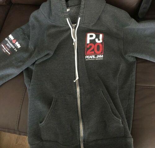 Pearl Jam PJ20 HOODIE ALPINE VALLEY SEPTEMBER 3/4 2011