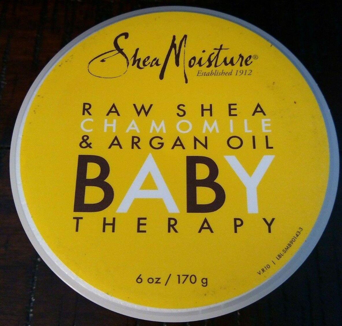 Shea Moisture - Raw Shea, Chamomile & Argan Oil Baby Eczema