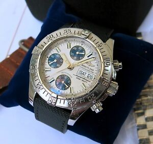 Breitling SUPEROCEAN A13340 Day/Date Chronograph Automatic watch Greystanes Parramatta Area Preview