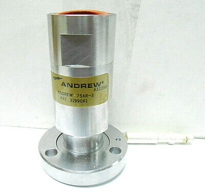 75ar-3 Andrew Corp. Rf Connector New Old Stock Made In 1983