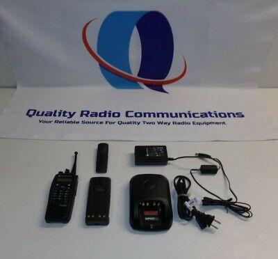 Motorola Mototrbo Xpr6580 Two Way Radio 806-941 Mhz W Connect Plus Trunking