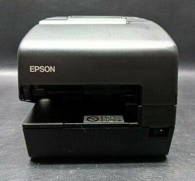 Epson Tm-h6000v 054 Pos Thermal Receipt Printer M253b Ethernet Usb