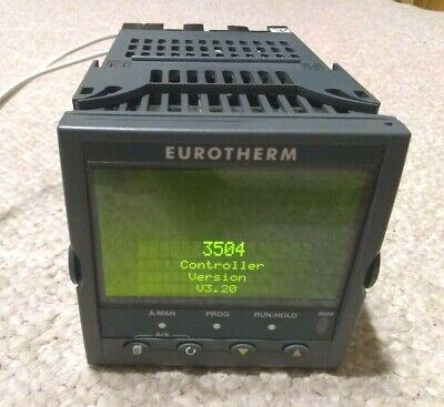 Eurotherm 3504 Ccvh1xx11xxxgd4 Programmer Temperature Controller