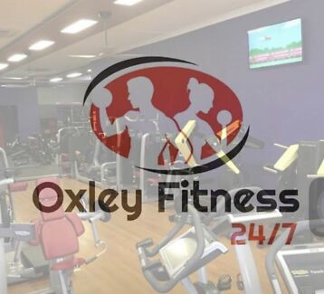 Oxley Fitness 24/7 memberships