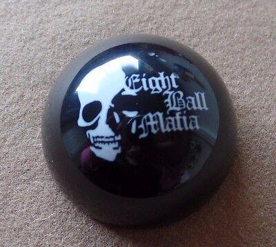 Eight 8 Ball Mafia Pool Table Pocket Marker Full 2.25