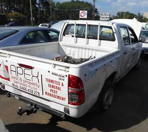 TOYOTA HILUX RIGHT TAILLIGHT UTE TYPE, 03/05-06/11 (C19024) Lansvale Liverpool Area Preview