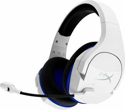 HyperX - Cloud Stinger Core Wireless Gaming Headset, for PS4, PS5, PC - White