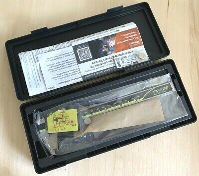 Mitutoyo 500-196-30 0-6 0-150mm Absolute Digimatic Digital Caliper Genuine New