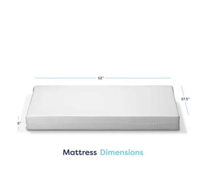 moonlight slummber little dreamer all Foam crib mattress Dual Firmness new