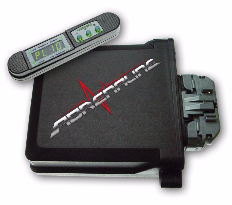 Quadzilla Adrenaline With Control Pod for Cummins 5.9L 2002 Dodge ADR1002 180hp