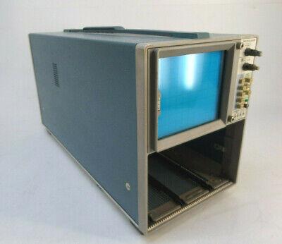 Tektronix 7603 Analog Oscilloscope Powers On - Selling As-is