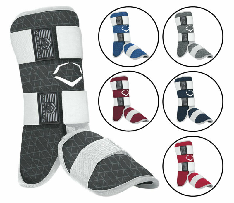 EvoShield EvoCharge Baseball Leg Guard Batters Adult & Youth
