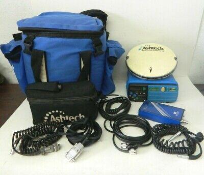 Ashtech Zxtreme 800889 Gps L1l2 System W Accessories