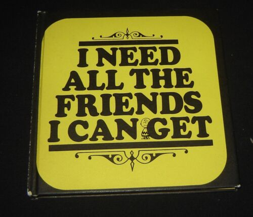 I Need All The Friends I Can Get 1964 PEANUTS HC BOOK Charles M Schultz SNOOPY