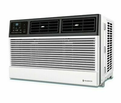 Friedrich 8,000 BTU / 4200 BTU Cool & Heat  Smart Wi-Fi Window Air Conditioner