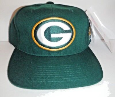 Green Bay Packers Vintage Snapback Hat NWT Authentic Cap Sports Specialties  ! a08a6fa1f