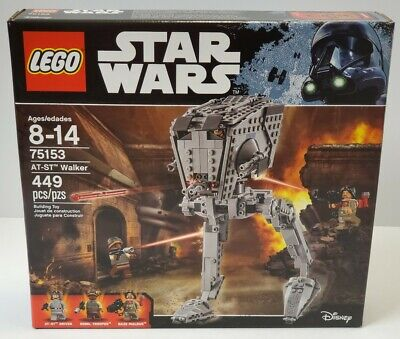 Lego 75153 Star Wars AT-ST Walker - 449 pcs - Rogue One Story - New & Sealed