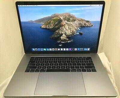 MacBook Pro A1707 (2017) Intel Core i7 2.9GHz 16GB RAM 512GB SSD !READ! LPT-110