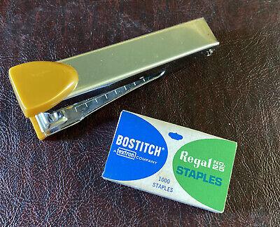 Vintage Office Regal Model 25 Stapler Mini W 25 Staples Japan For Bostitch