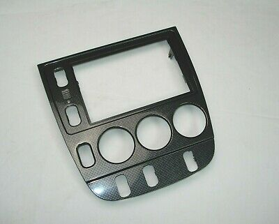 neue Verkleidung Carbon Mittelkonsole Mercedes ML (W163), A1638602436