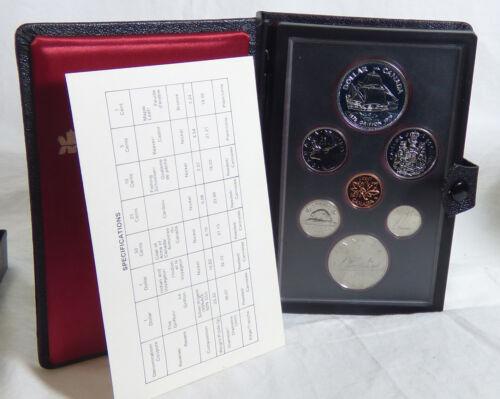 Canada 1979 Double Dollar Specimen set  #162052