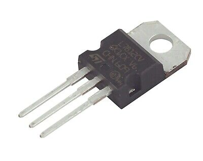 10pcs Stmicroelectronics L7812cv Voltage Regulator Ic Reg Linear 5v 1.5a To220ab