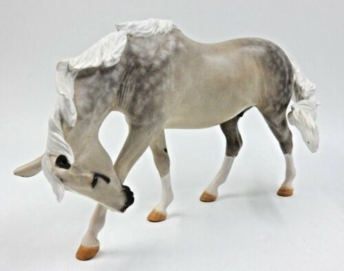 CUSTOM STONE PONY RESIN MODEL HORSE ~ PAINTED AND SIGNED BY MELANIE MILLER 2004
