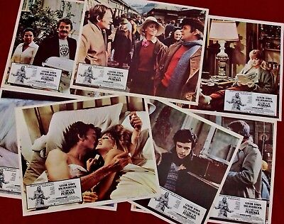 CLASSIC 1972 MOVIE LA CHICA de PETROVKA 7 Lobby Cards  Spanish W/ Goldie Hawn