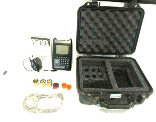 BIRD 5000-EX Handheld Digital RF Power Meter KIT USED GREET CONDITION