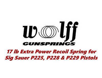 Pistol - Recoil Spring