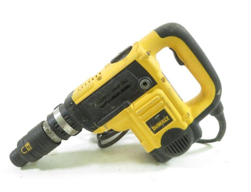 DEWALT D25553 1-9/16-in Spline 12-Amp Keyless Rotary Hammer