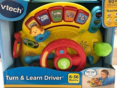 VTech Turn and Learn Driver for Children