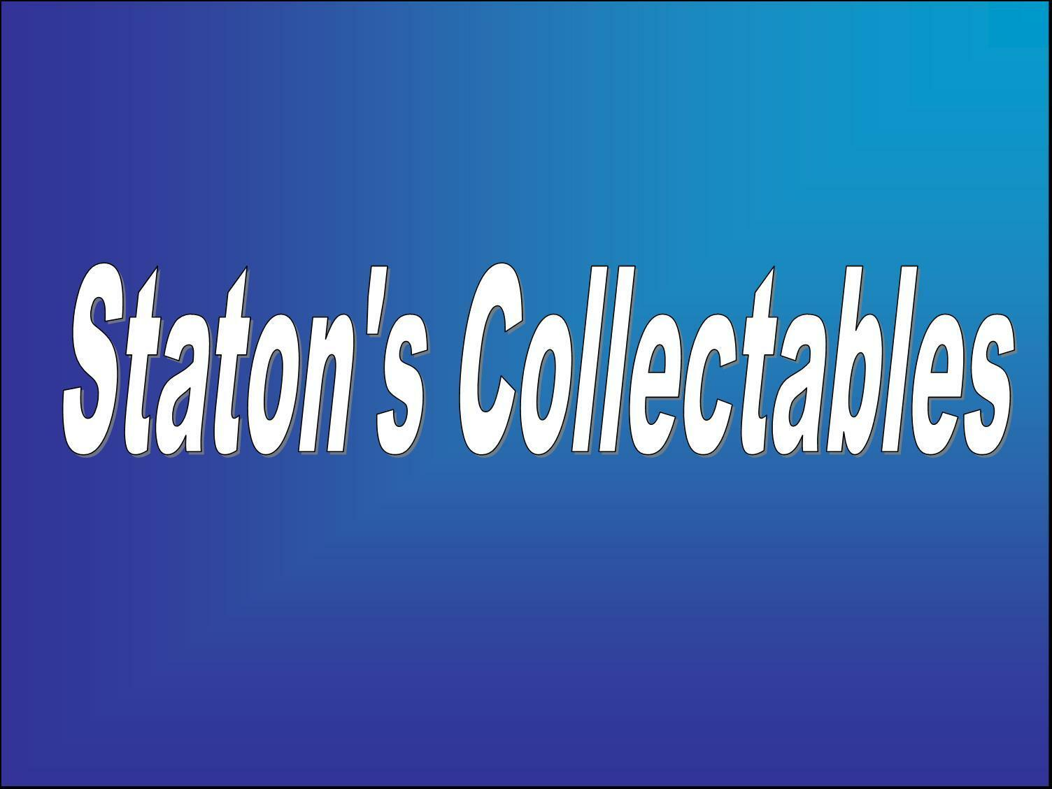 Staton's Collectables