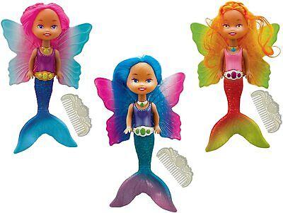 Swimways Swim Ways Pixie Fairy Tails Mermaid Water Doll Pool Bath Item RB-8