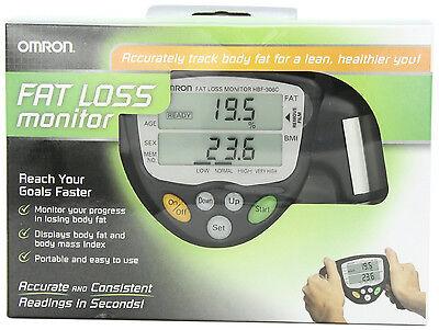 New Omron Hbf 306C Fat Loss Body Analyzer Monitor Hbf 306 Body Mass Index Bmi