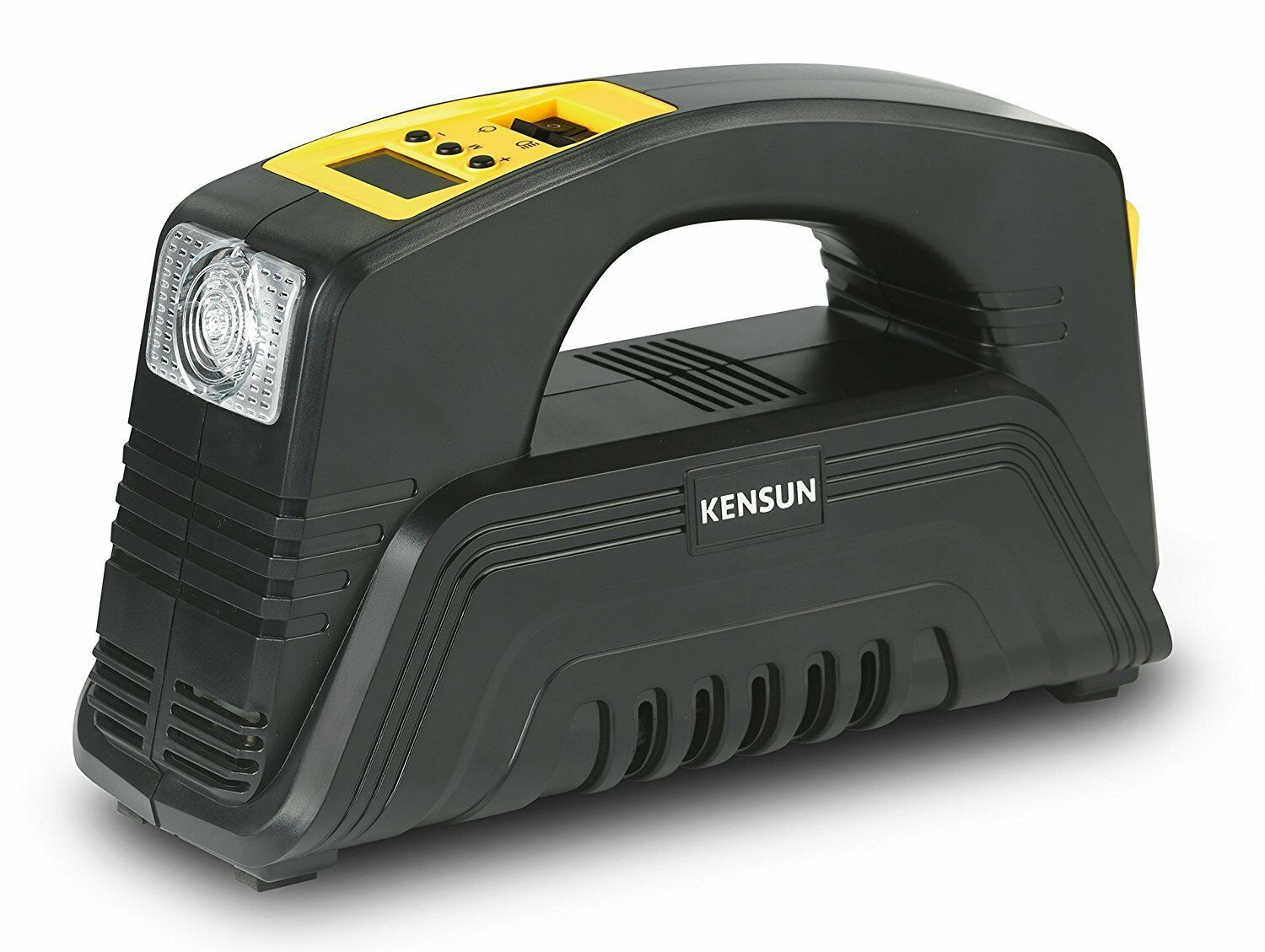 Kensun AC/DC Rapid Performance Air Compressor Tire Inflator