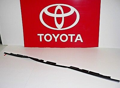 Toyota Prius 04-09 Front Left Driver Door Belt molding Weatherstrip seal trim