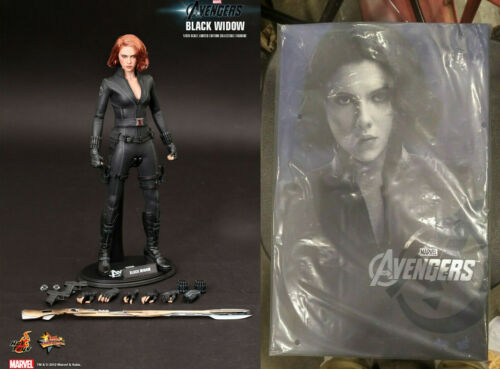 *NEW* Hot Toys MMS178 BLACK WIDOW Scarlett Johansson Avengers 1/6 Figure Endgame
