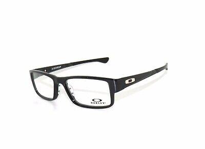 Oakley Airdrop 8046-02 57 Black Ink Eyeglasses