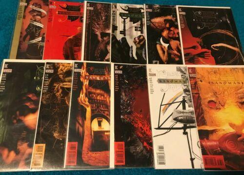 SANDMAN #57,58,59,60,61,62,63,64,65,66,67,68 Gaiman 1st Prints Morpheus NETFLIX