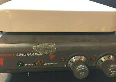 Corning Laboratory Stirrer Hot Plate Pc-620