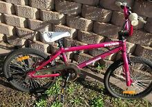 "Pink Mongoose BMX 20"" Bike East Lismore Lismore Area Preview"