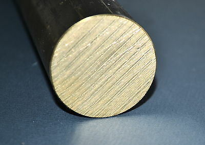 1-58 X 10 Round Brass Bar 4 Live Steam Clockmakers Atlas Myford Lathe Me5.3