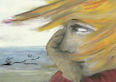 Kunstkarte: Nele Andresen - Oktober 2