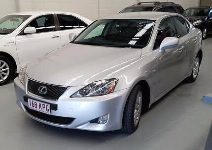 2007 Lexus IS250 Prestige Sedan With Leather Seats Woodridge Logan Area Preview