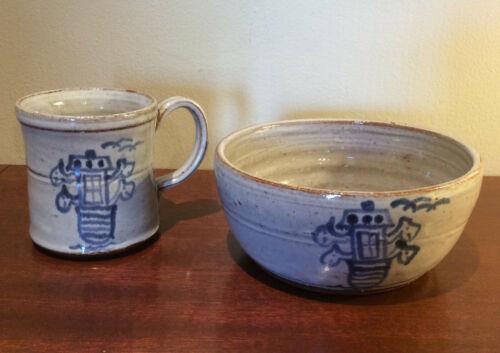 Owens Pottery Noah